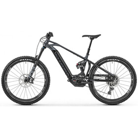 Mondraker Crafty R+ Black Phantom